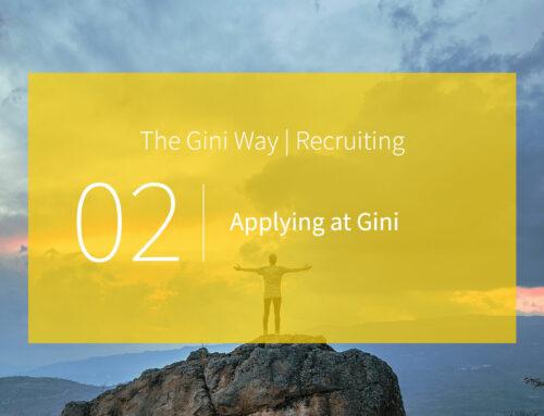 Applying at Gini