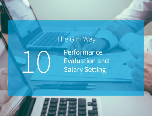 Performance Evaluation and Salary Setting