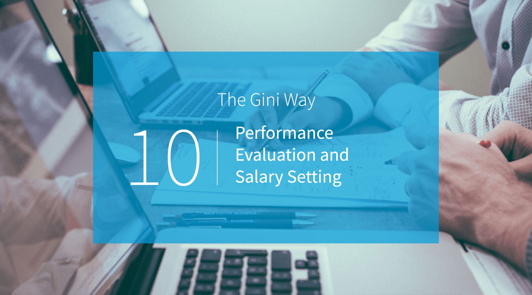 Performance Evaluation und Salary Review