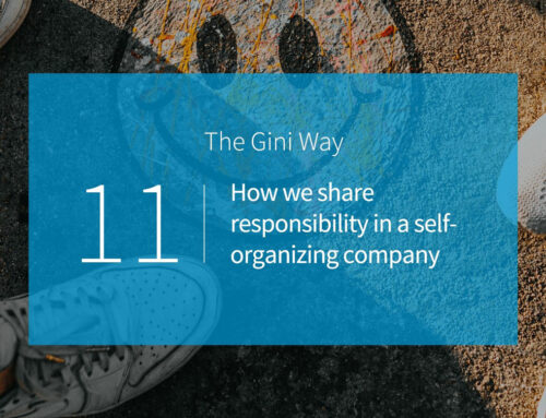 The Gini Role