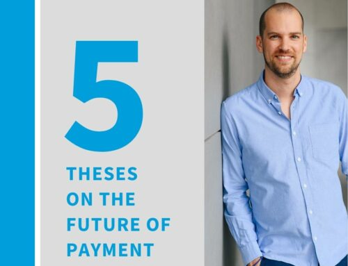 Five theses on the future of payment and banking