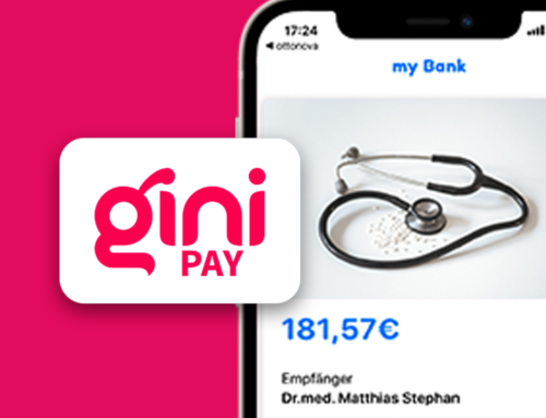 Paying medical bills seamlessly with your bank when submitting